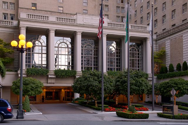Fairmont Olympic Hotel Seattle